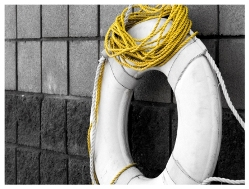 Help from a Life Preserver